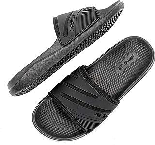 Slides for Men Athletic Slide Sandal with Arch Support...