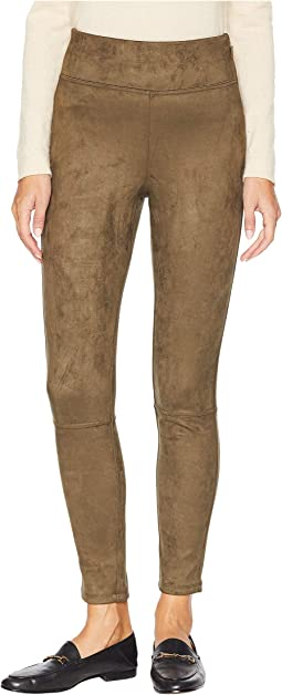 Highline Faux Suede Leggings