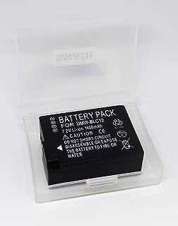 パナソニック DMW-BLC12 互換バッテリー 携帯ケース付