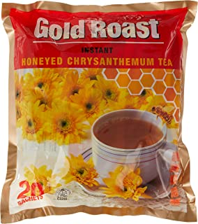 Gold Roast Instant Honeyed Chrysanthemum Tea, 18 g (Pack of 20)