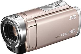 JVC ビデオカメラ Everio 32GB ダイナミック60倍/光学40倍ズーム GZ-E400-N (ピンクゴールド)