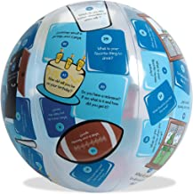 American Educational Vinyl Clever Catch Ice Breaker Primary Ball, 24