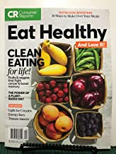 Consumer Reports Eat Healthy & Love It Eat Clean September 2019 (09)