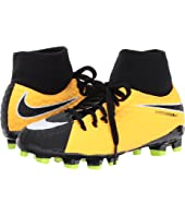 Nike Kids - Hypervenom Phelon III Dynamic Fit FG Soccer Boot (Little Kid/Big Kid)