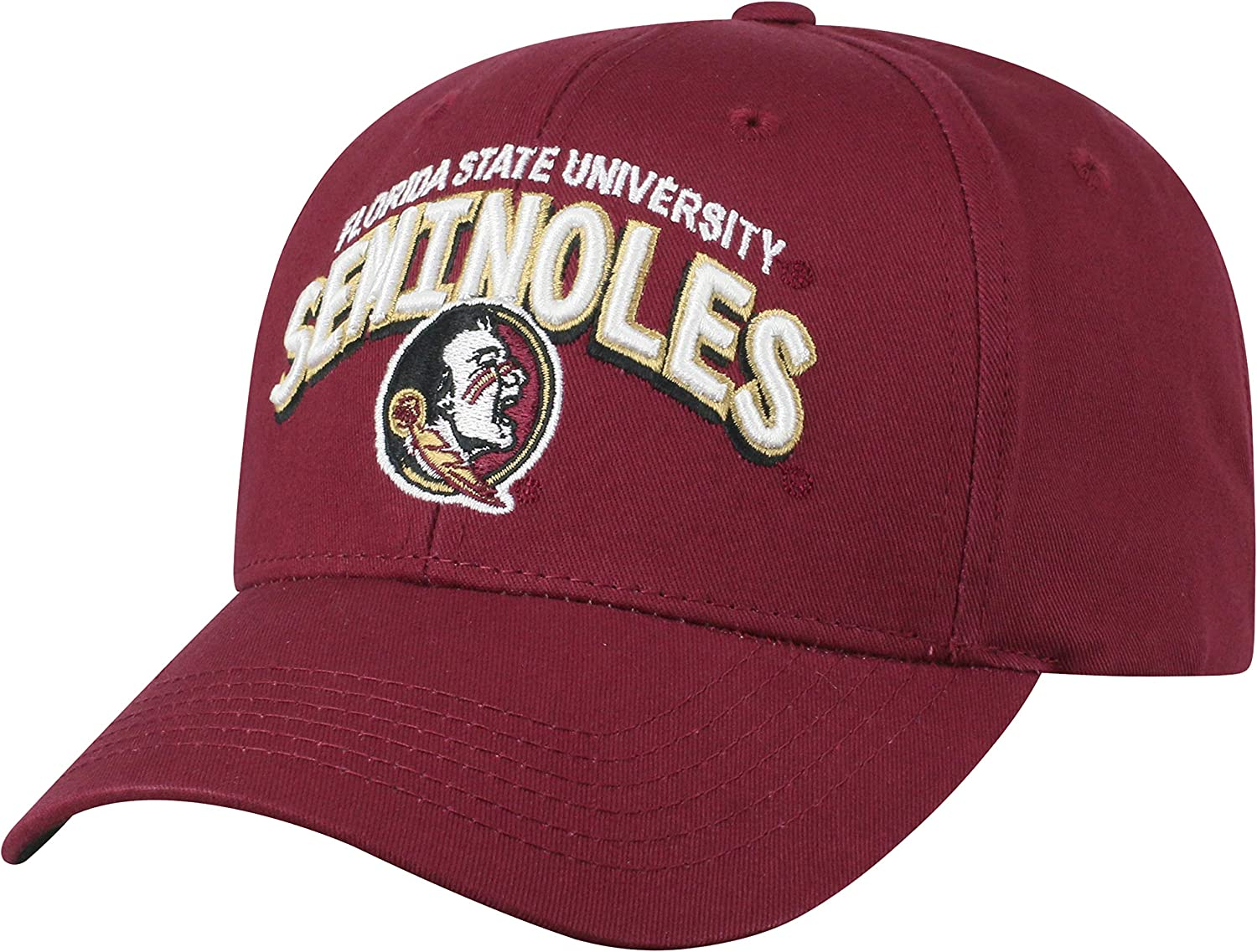 NCAA Adjustable Curved Bill C Deal Hat Cap Top of The World