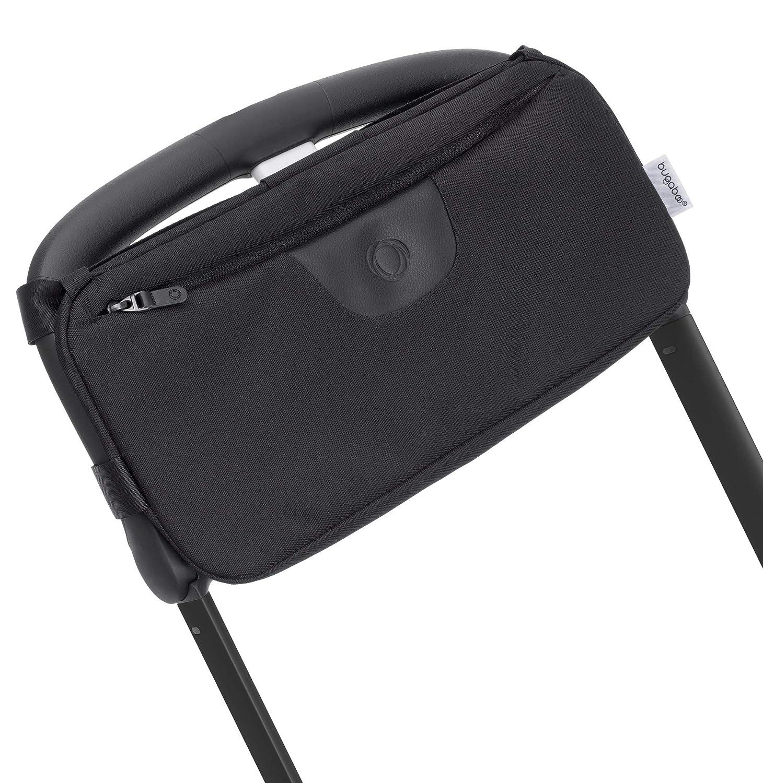 Bugaboo Ant Organizador - Mantén todos tus elementos esenciales cerca, fácil de atacar, bolsillo con cremallera - negro