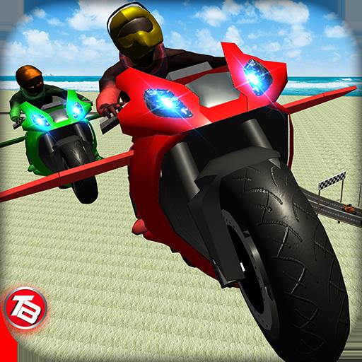 juego de simulador de vuelo en moto: drift bike race top juegos gratis