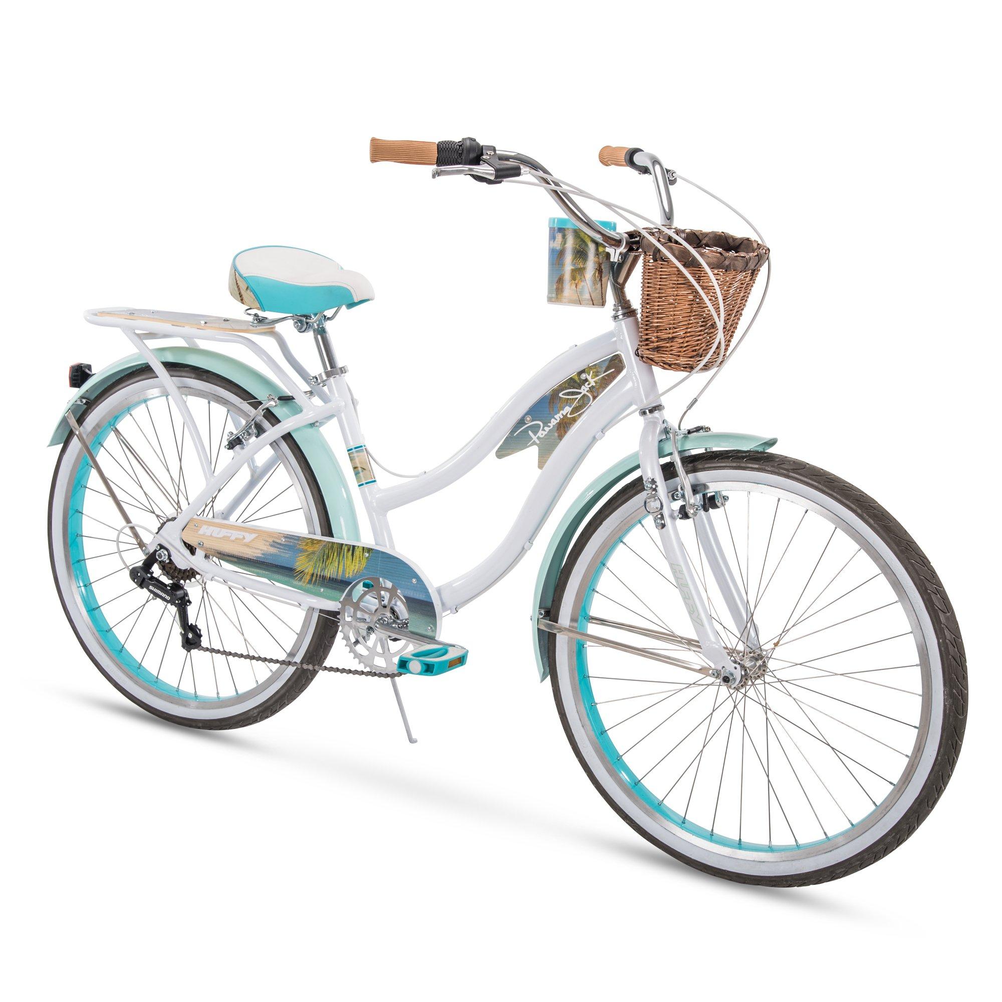 Huffy Panama Jack - Bicicleta de Playa (66 cm, 6 velocidades ...