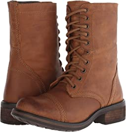 84fca9501e8 Cognac Leather. 1055. Steve Madden. Troopa2.0 Combat Boot.  89.95. 4Rated 4  stars4Rated 4 stars. Black Leather