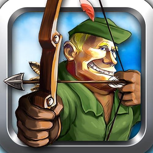 Robin Hood: archery legend