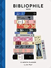 Bibliophile 2020 12-Month Planner: (2020 Planner, Daily and Monthly Planner, 2020 Daily Planner)
