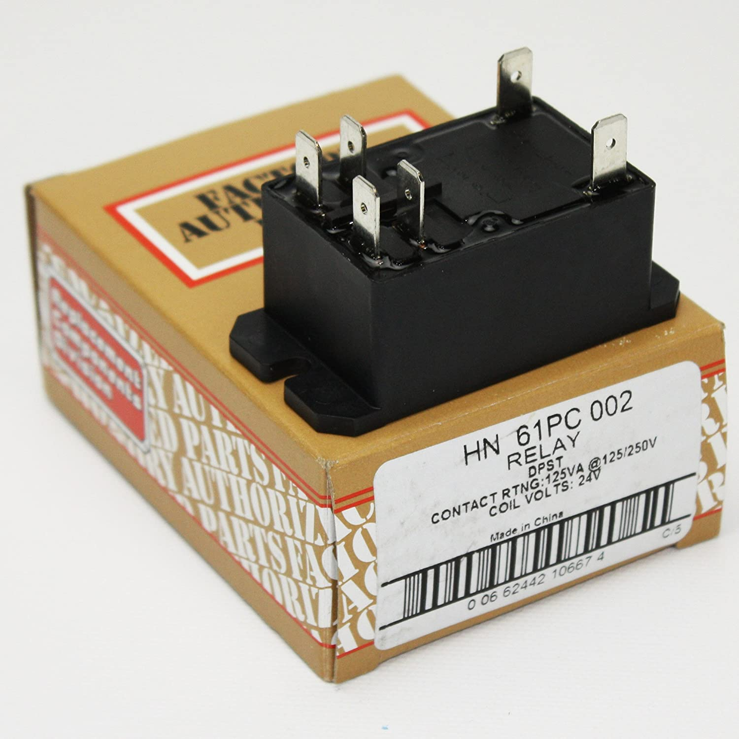 HN61PC002 - Carrier OEM sold out Replacement Furnace Relay Manufacturer OFFicial shop