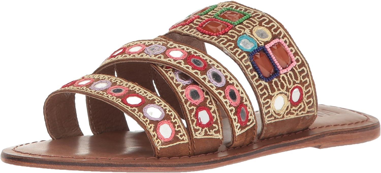 MIA Womens Kalia Flat Sandal