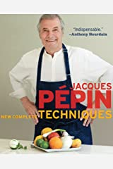 Jacques Pépin New Complete Techniques Kindle Edition