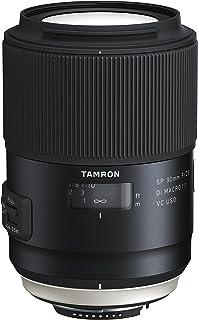 TAMRON 単焦点マクロレンズ SP90mm F2.8 Di MACRO 1:1 VC USD ニコン用 フルサイズ対応 F017N【シフトブレ対応】