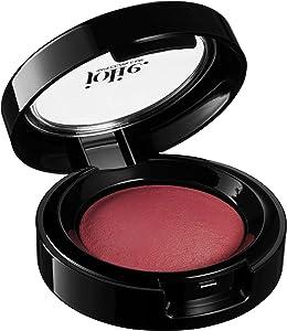 Jolie Radiant Marbleized Baked Blush Blusher Cheek Color- Silky Smooth- Plumeria (Matte)