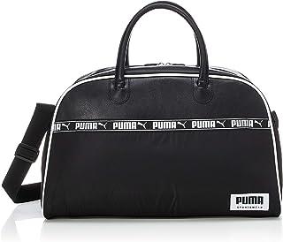 PUMHB|#Puma Campus Grip Bag Borsone, Unisex – Adulto, Puma Black, OSFA