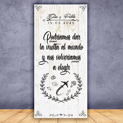 Carteles para Bodas: Amazon.es
