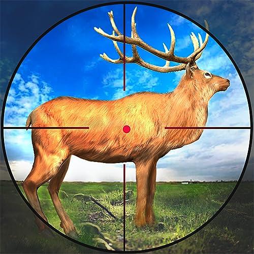 juegos de pistolas : francotirador Hunting Games