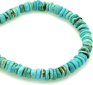 graduated turquoise beads