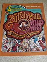 Buffalo Bill's Wild West & Congress of Rough Riders of the World Official Souvenir Program 1971