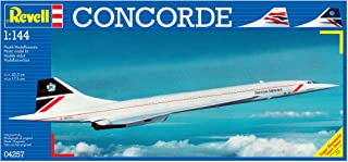 Revell- Concorde British Airways, Kit de Modelo, Escala 1:144 (4257) (04257)