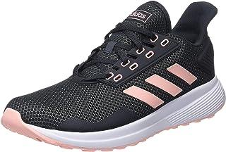 adidas Women's Duramo 9 Shoes, Carbon/Clear Orange/Footwear White