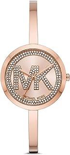 Women's Blakley Rose Gold Tone Stainless Steel Watch MK3631