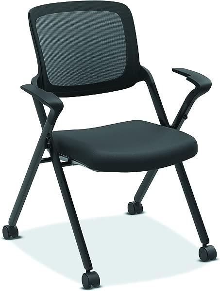 HON 组装网状靠背嵌套椅子堆叠椅子 2 包