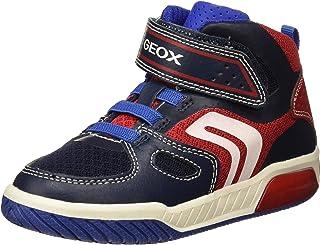 Geox J Inek Boy A, Zapatillas para Niños