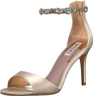 Badgley Mischka Women's Sindy Heeled Sandal
