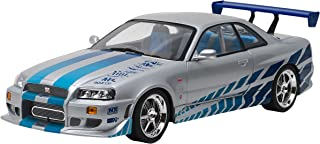 Greenlight (1:18 Scale Artisan Collection - Fast & Furious - 2 Fast 2 Furious (2003) - 1999 Nissan Skyline GT-R (R34) Vehicle