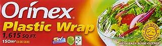 Orinex Plastic Wrap Jumbo Roll, 30 cmx500 M - Clear