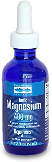 Trace Minerals Research Ionic Magnesium - 4 oz - Can Help with Muscle Cramps and Muscle Fatigue - Naturally Sourced and 10...