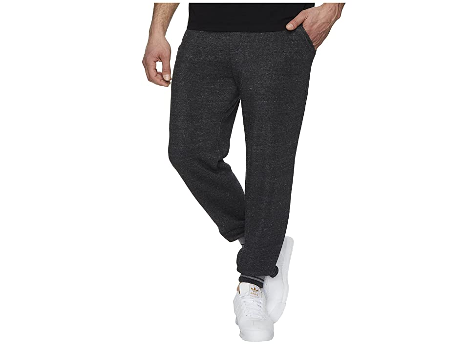 Alternative Eco Fleece Ivy League Dodgeball Pants (Eco Black) Men