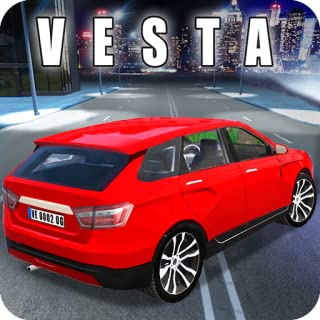 Car Driving VestaSW