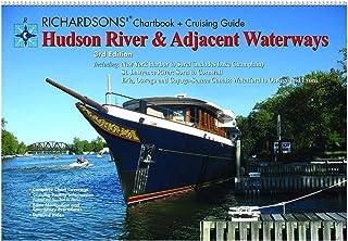 Richardsons' Hudson River & Adjacent Waterways Chartbook + Cruising Guide, 3rd Ed.