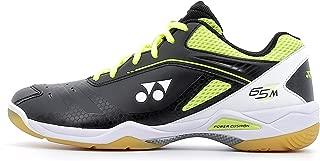 Yonex SHB 65 Z Black Yellow Badminton Tennis Indoor Court Shoes