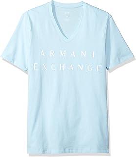 Armani Exchange Men's 8NZTCMZJH4Z T-Shirts