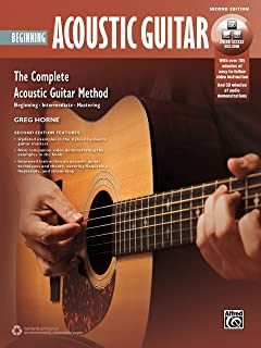 Beginning Acoustic Guitar (2nd Edition)