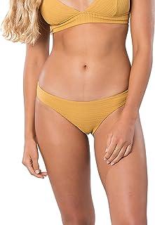 Rip Curl Womens Classic Surf Hipster Cheeky Coverage Bikini Swim Suit Bottom Bikini Bottoms