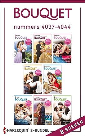 Bouquet e-bundel nummers 4037 - 4044