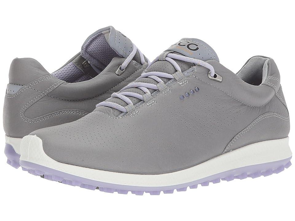 ECCO Golf BIOM Hybrid 2 Perf (Wild Dove/Crocus) Women