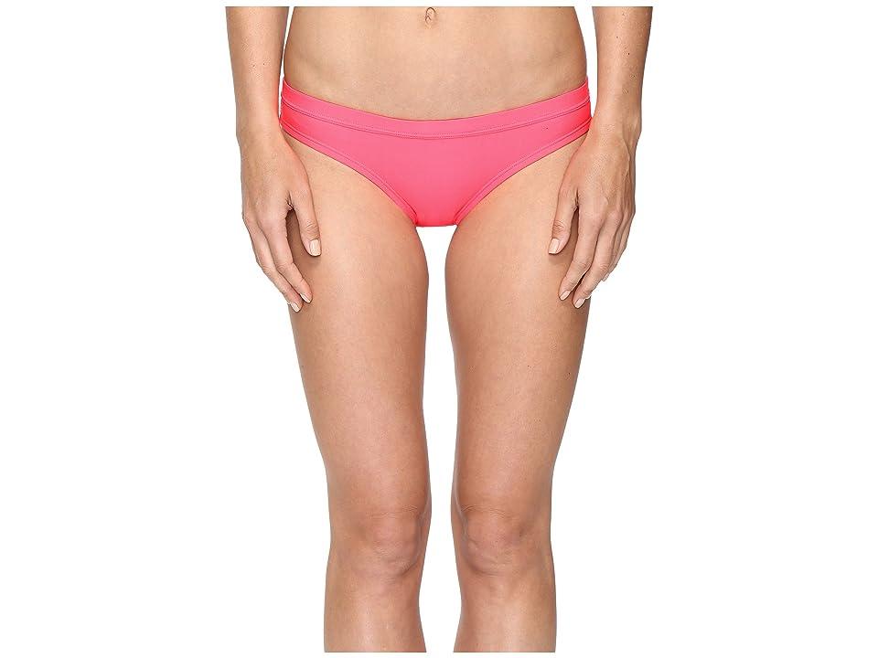 Nike Core Solids Training Bikini Bottom (Racer Pink) Women