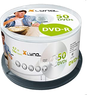 Xlyne - DVD-R x 50-4.7 GB