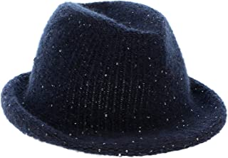 FANTASIE TERRENE - Firenze. Cappello Donna in Mohair e Paillettes, Cappello Made in Italy, Fashion, Elegante.