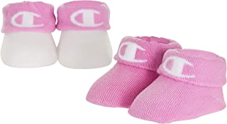 2-Pack Baby Booties in Gift Box