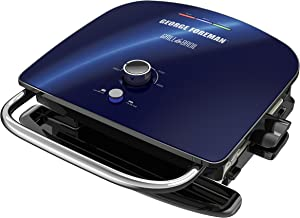infrared smokeless grill