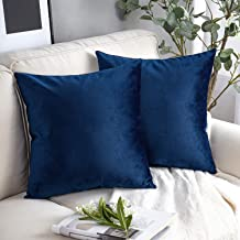 Best cushion covers navy blue Reviews