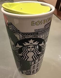 Starbucks Local Dot Collection Double Wall Traveler - Boston, 12 Fl Oz